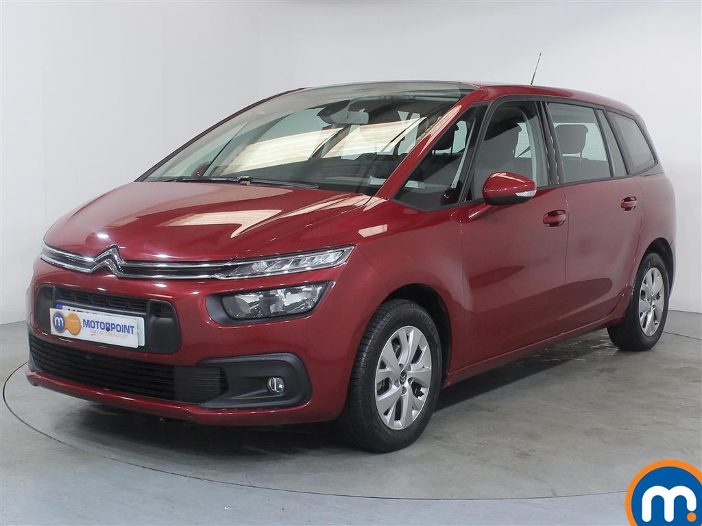 Citroen Grand C4 Picasso Touch Edition - Stock Number (988738) - Passenger side front corner