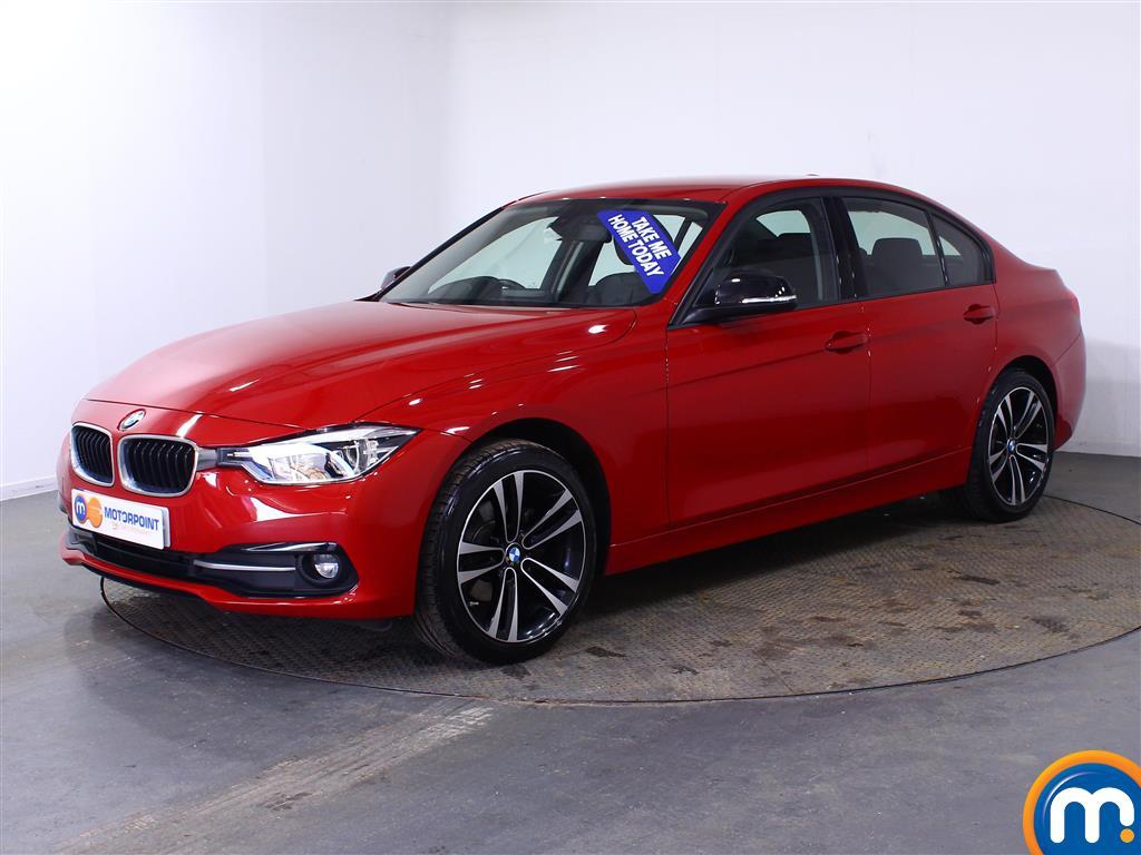 BMW 3 Series Sport - Stock Number (1002558) - Passenger side front corner