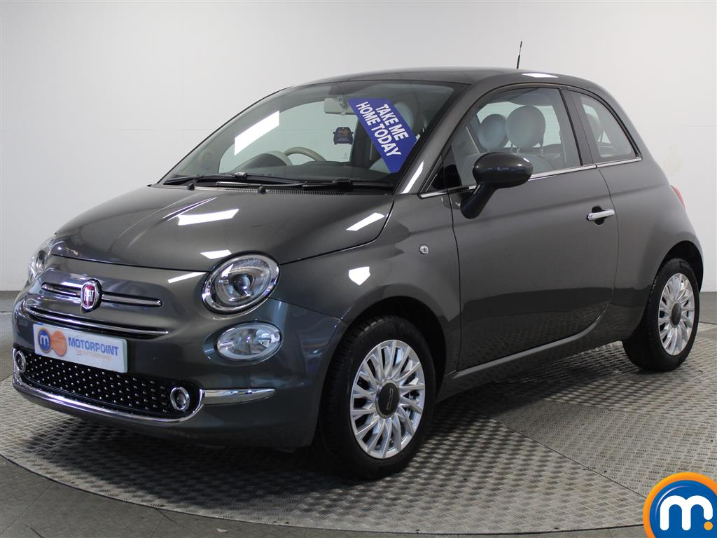 Fiat 500 Lounge - Stock Number (1003926) - Passenger side front corner