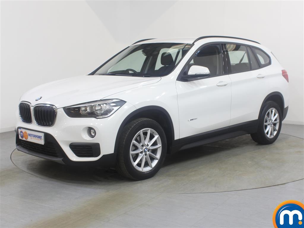 BMW X1 SE - Stock Number (1003084) - Passenger side front corner