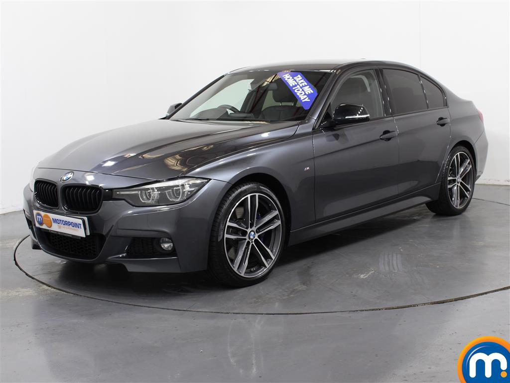 BMW 3 Series M Sport Shadow Edition - Stock Number (999674) - Passenger side front corner