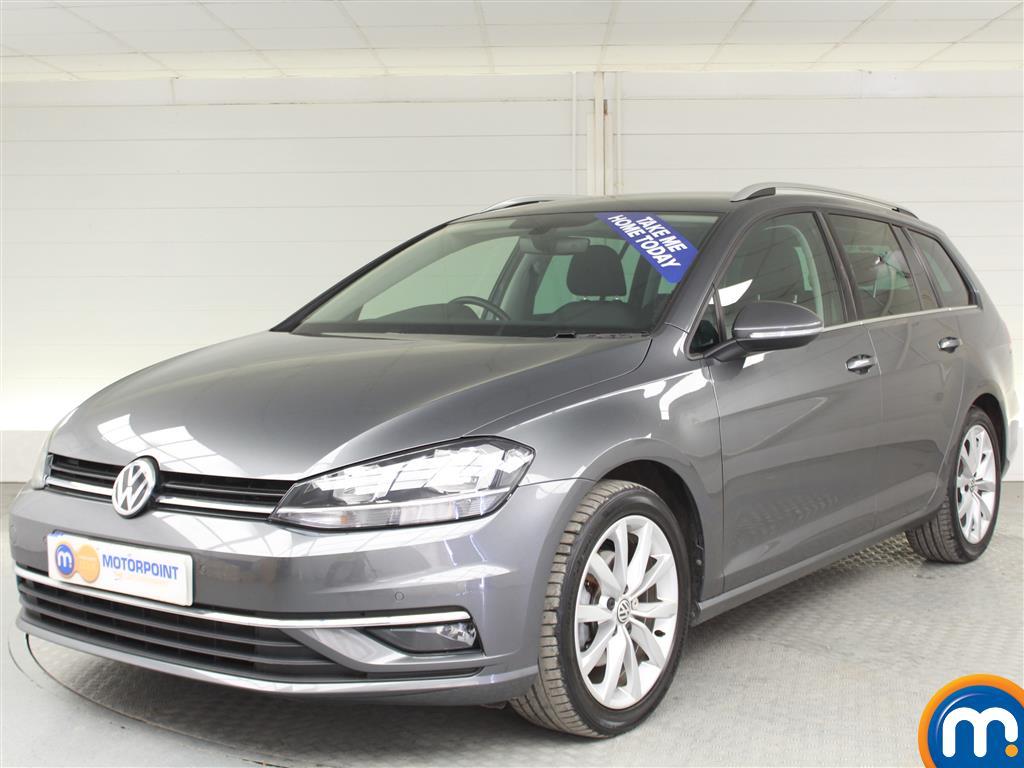 Volkswagen Golf GT - Stock Number (1002341) - Passenger side front corner