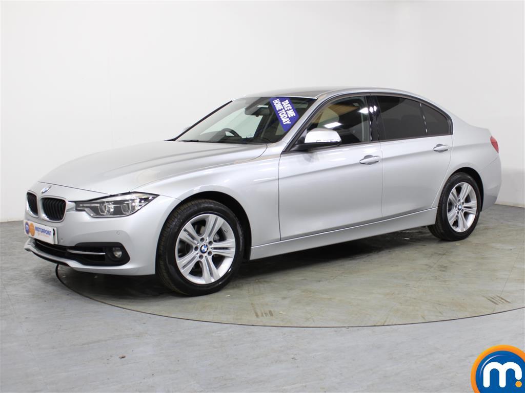 BMW 3 Series Sport - Stock Number (998987) - Passenger side front corner