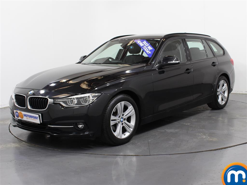 BMW 3 Series EfficientDynamics Sport - Stock Number (1004348) - Passenger side front corner