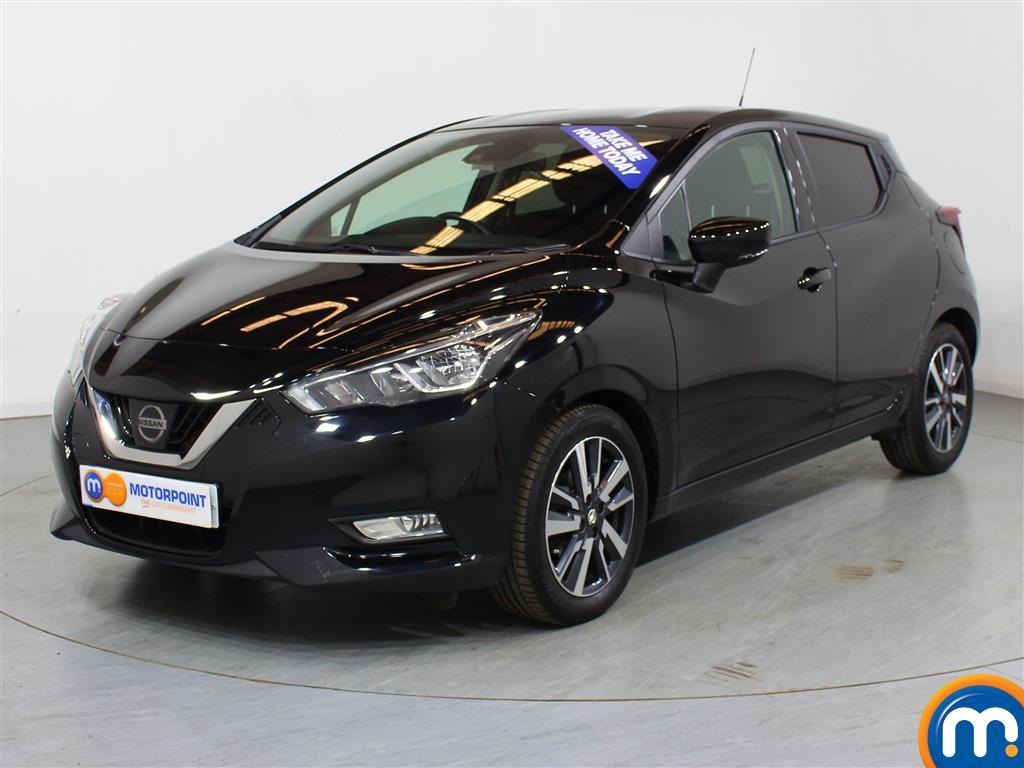Nissan Micra N-Connecta - Stock Number (1004581) - Passenger side front corner