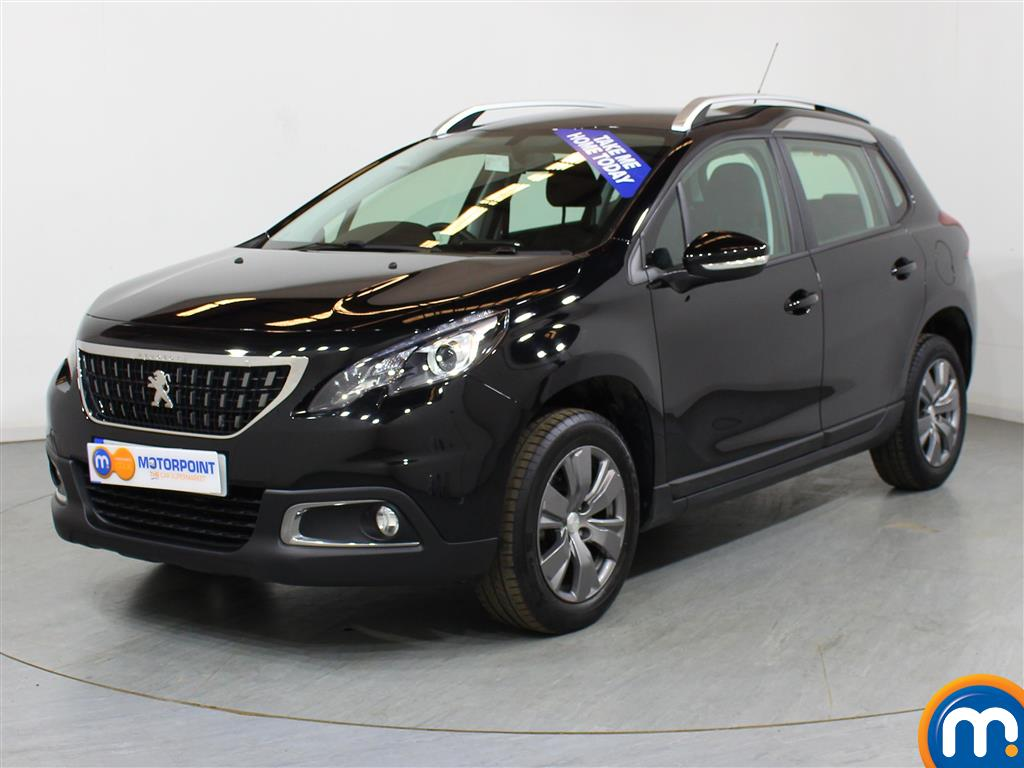 Peugeot 2008 Active - Stock Number (999523) - Passenger side front corner