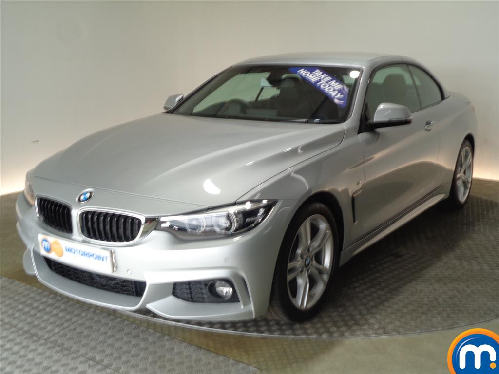 BMW 4 Series M Sport - Stock Number (981326) - Passenger side front corner