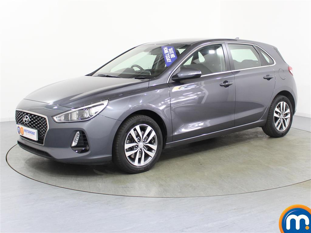 Hyundai I30 SE Nav - Stock Number (1002236) - Passenger side front corner
