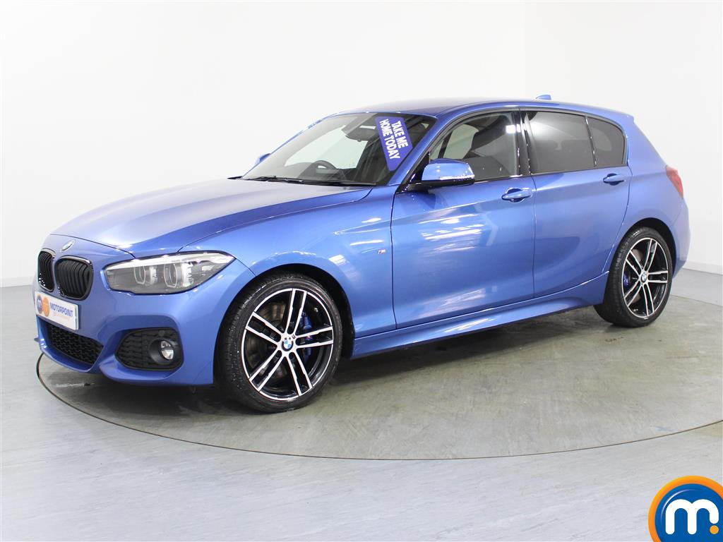 BMW 1 Series M Sport Shadow Edition - Stock Number (999760) - Passenger side front corner