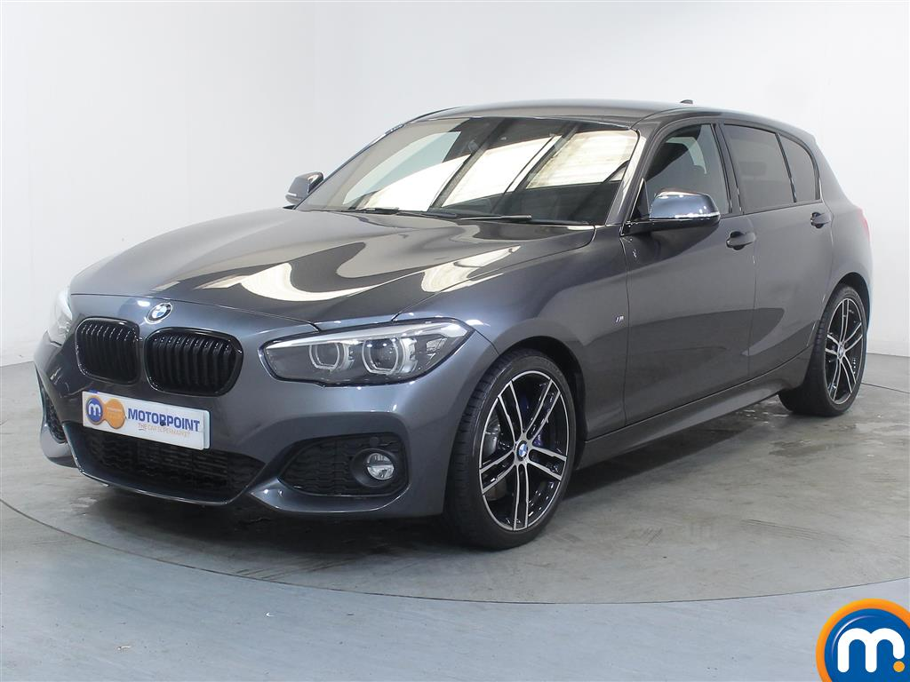BMW 1 Series M Sport Shadow Edition - Stock Number (1001330) - Passenger side front corner
