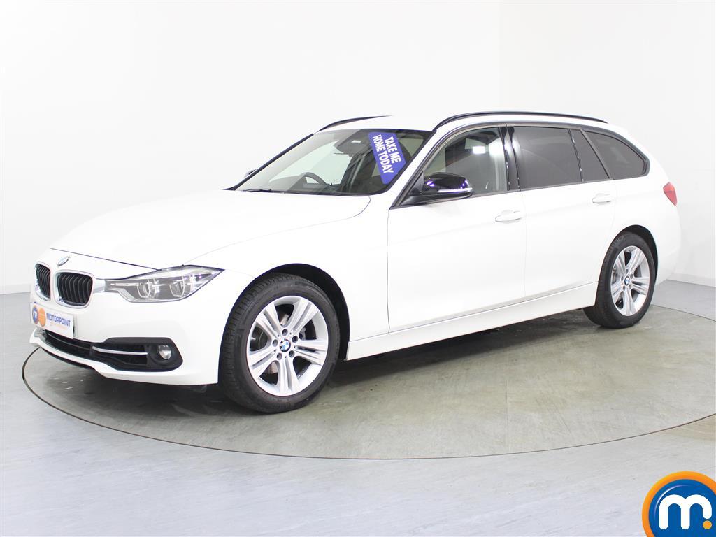 BMW 3 Series Sport - Stock Number (998307) - Passenger side front corner