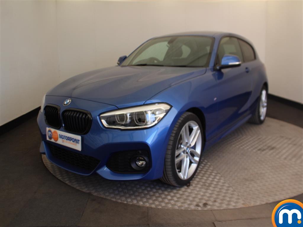 BMW 1 Series M Sport - Stock Number (1004276) - Passenger side front corner