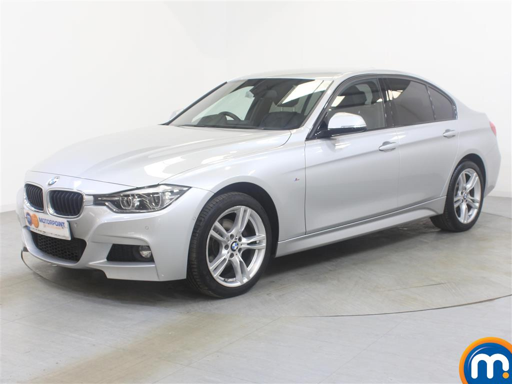 BMW 3 Series M Sport - Stock Number (1001376) - Passenger side front corner