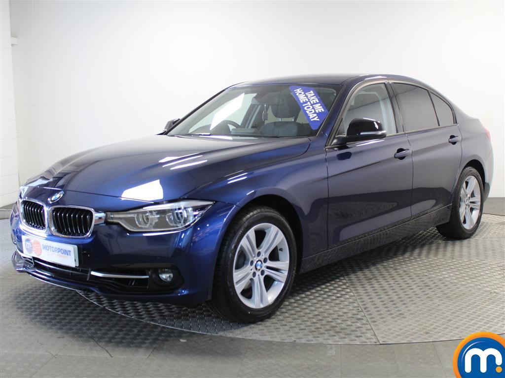 BMW 3 Series Sport - Stock Number (998807) - Passenger side front corner