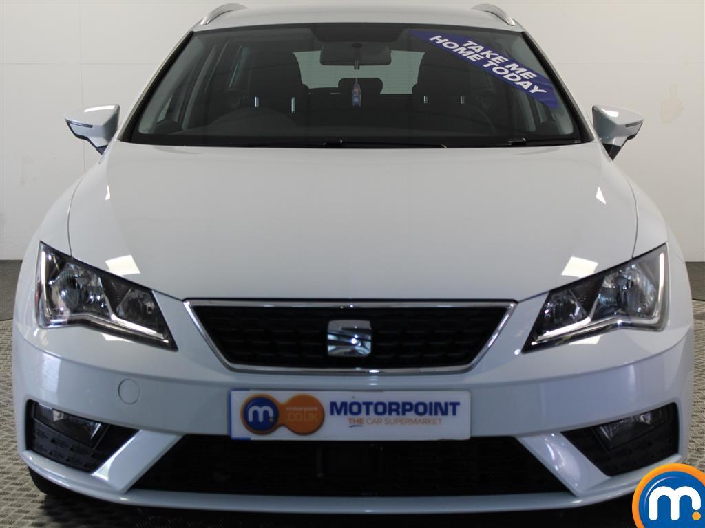 Seat Leon Se Dynamic Technology Manual Diesel Estate - Stock Number (999375) - Front bumper