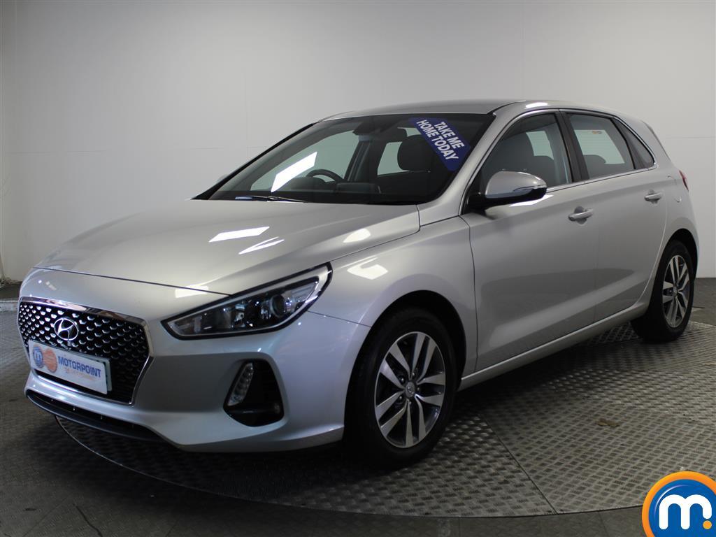 Hyundai I30 SE Nav - Stock Number (1002249) - Passenger side front corner