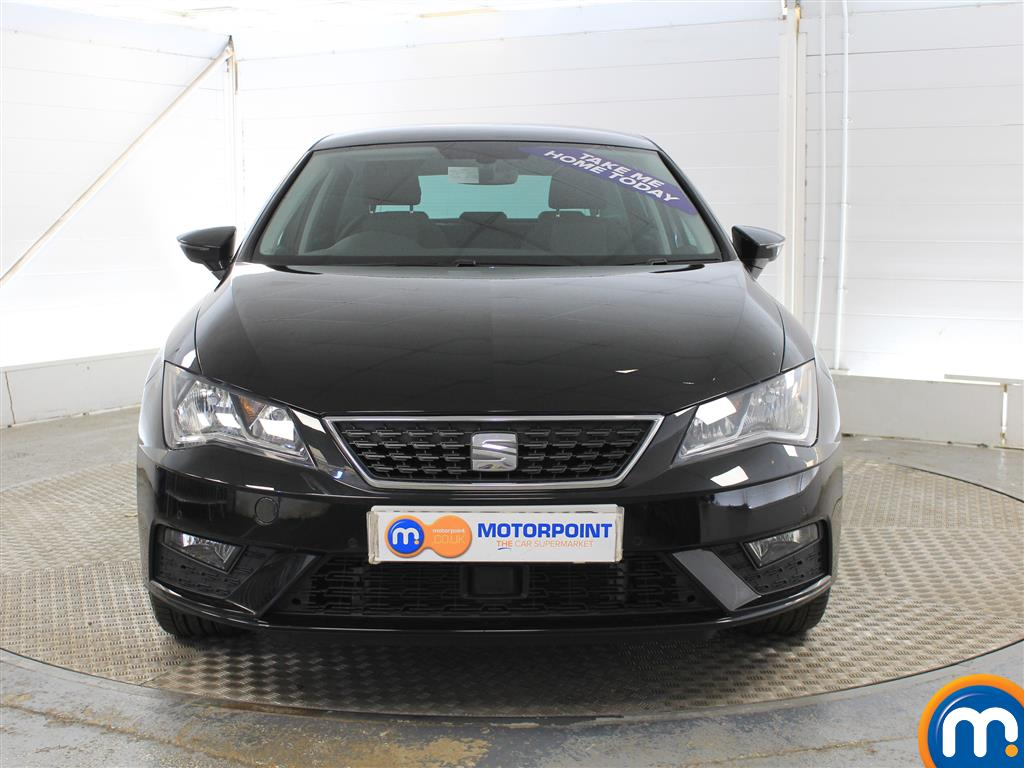 Seat Leon Se Dynamic Manual Petrol Hatchback - Stock Number (1005648) - Front bumper