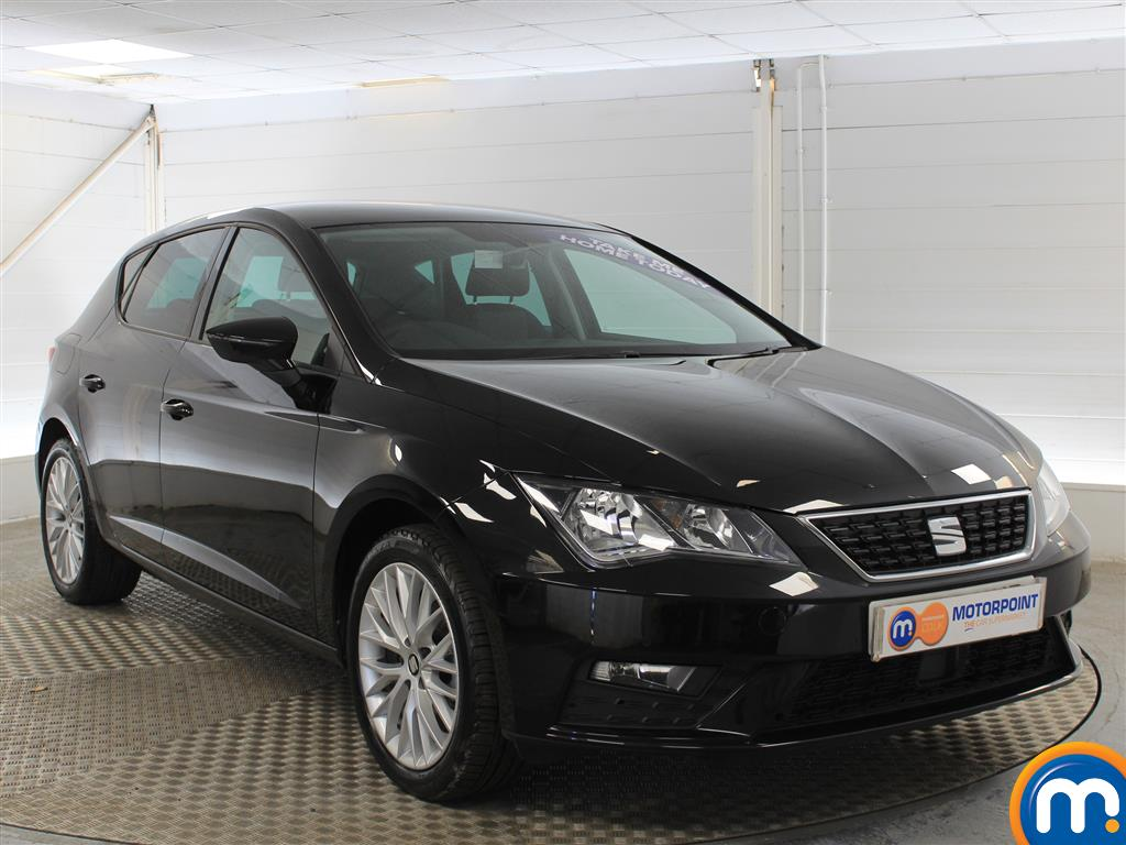 Seat Leon Se Dynamic Manual Petrol Hatchback - Stock Number (1005648) - Drivers side front corner