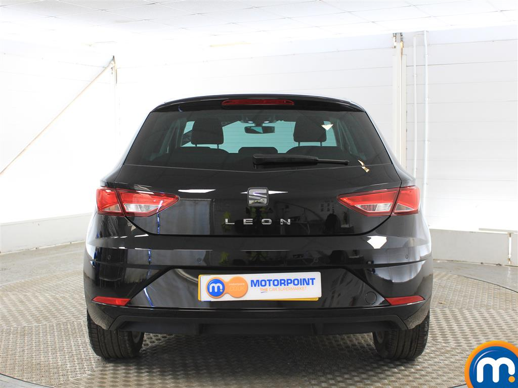 Seat Leon Se Dynamic Manual Petrol Hatchback - Stock Number (1005648) - Rear bumper