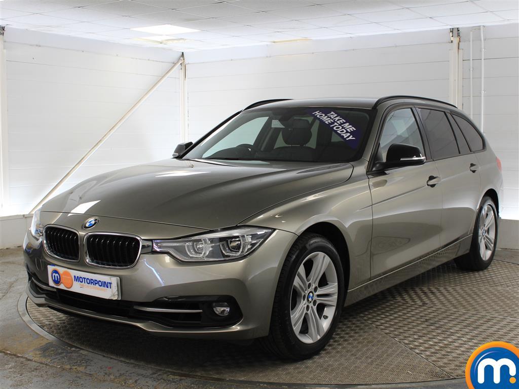 BMW 3 Series Sport - Stock Number (998681) - Passenger side front corner