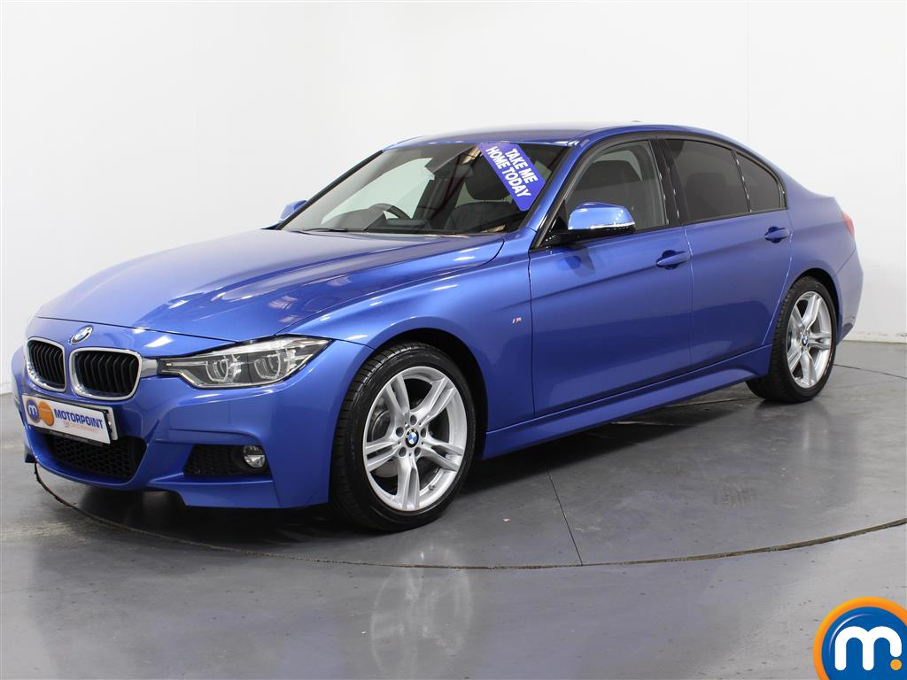 BMW 3 Series M Sport - Stock Number (1002340) - Passenger side front corner