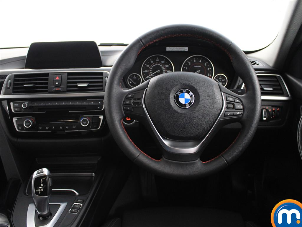 BMW 3 Series Sport Automatic Petrol Saloon - Stock Number (998855) - 3rd supplementary image