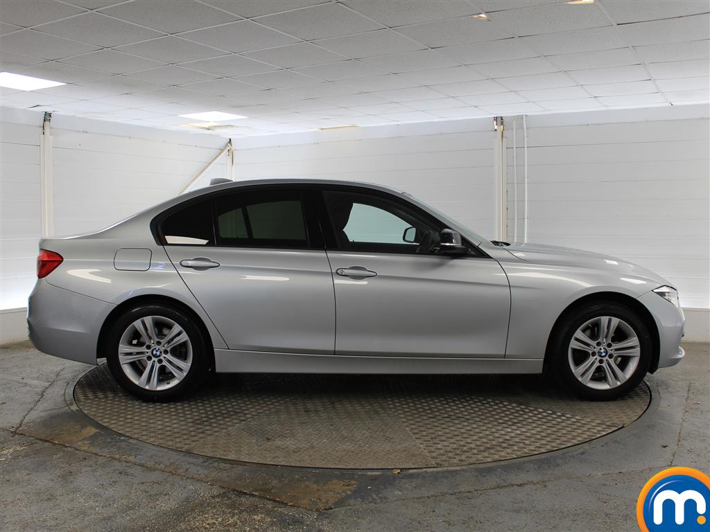 BMW 3 Series Sport Automatic Petrol Saloon - Stock Number (998855) - Drivers side
