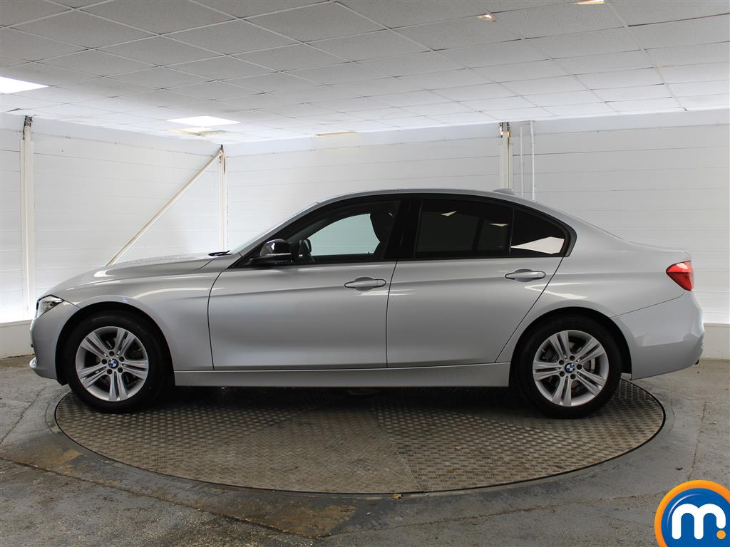 BMW 3 Series Sport Automatic Petrol Saloon - Stock Number (998855) - Passenger side