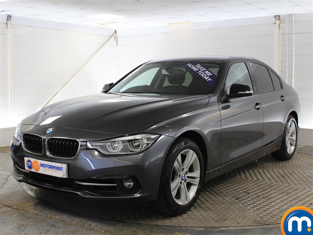 BMW 3 Series Sport - Stock Number (998870) - Passenger side front corner