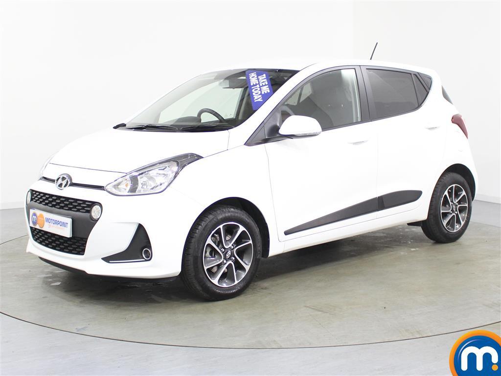 Hyundai I10 Premium - Stock Number (996742) - Passenger side front corner
