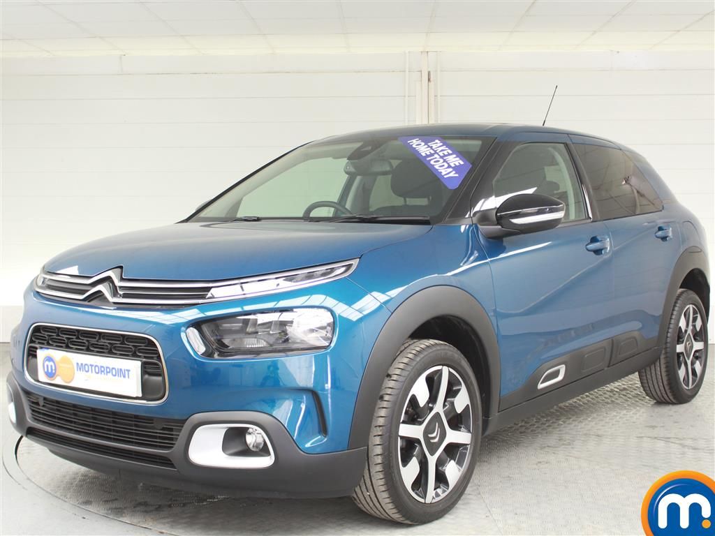 Citroen C4 Cactus Flair - Stock Number (991074) - Passenger side front corner