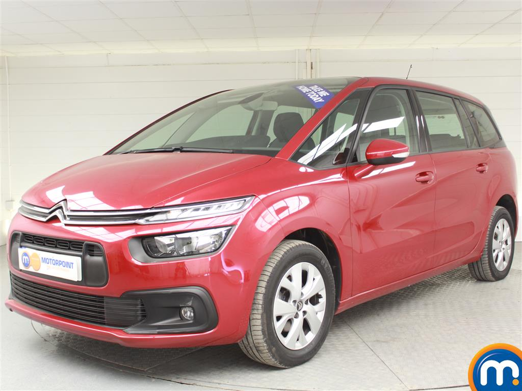 Citroen Grand C4 Picasso Touch Edition - Stock Number (988735) - Passenger side front corner