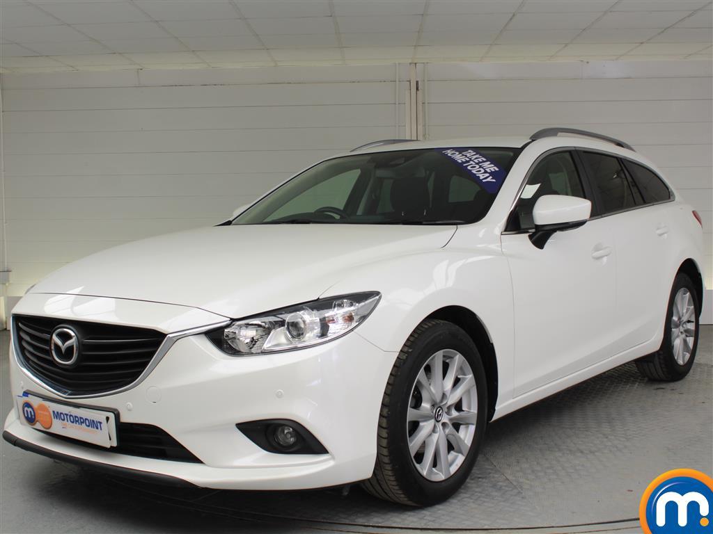 Mazda 6 SE-L Nav - Stock Number (999547) - Passenger side front corner
