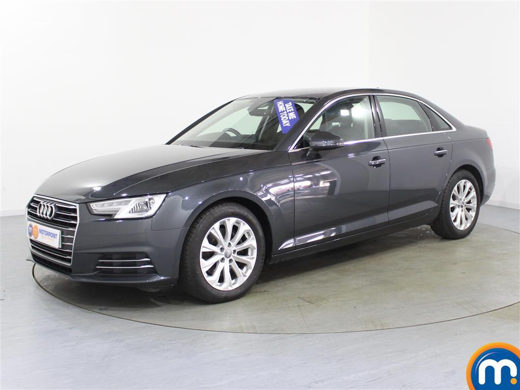 Audi A4 SE - Stock Number (991480) - Passenger side front corner