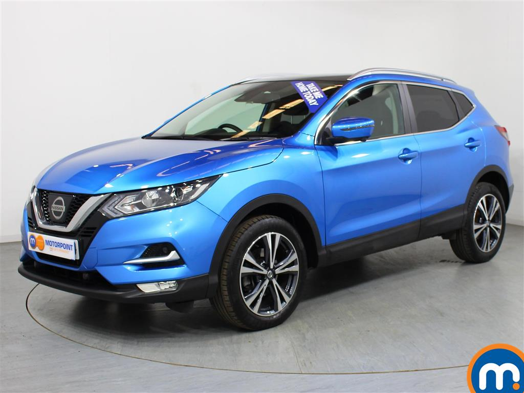 used nissan qashqai n connecta cars for sale motorpoint. Black Bedroom Furniture Sets. Home Design Ideas