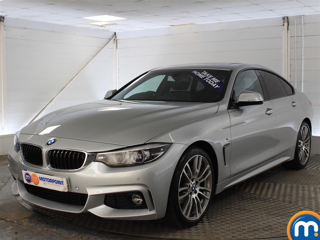 BMW 4 Series M Sport - Stock Number (1005986) - Passenger side front corner