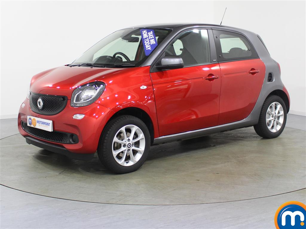 Smart Forfour Hatchback Passion - Stock Number (994934) - Passenger side front corner