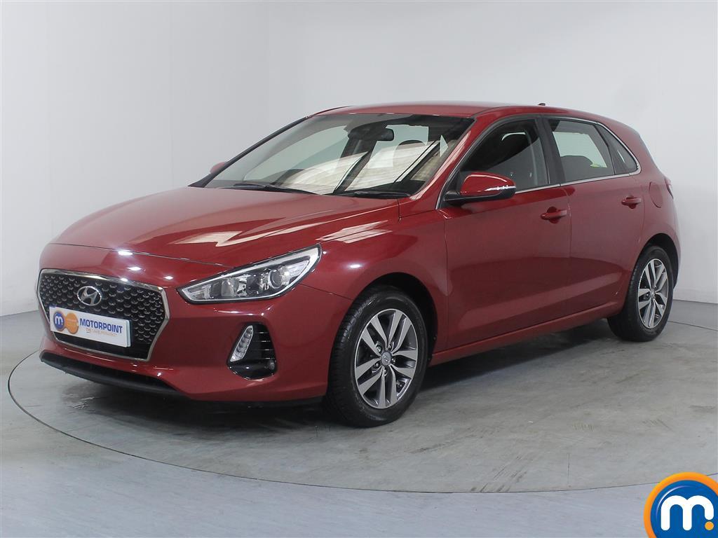 Hyundai I30 SE Nav - Stock Number (1004069) - Passenger side front corner