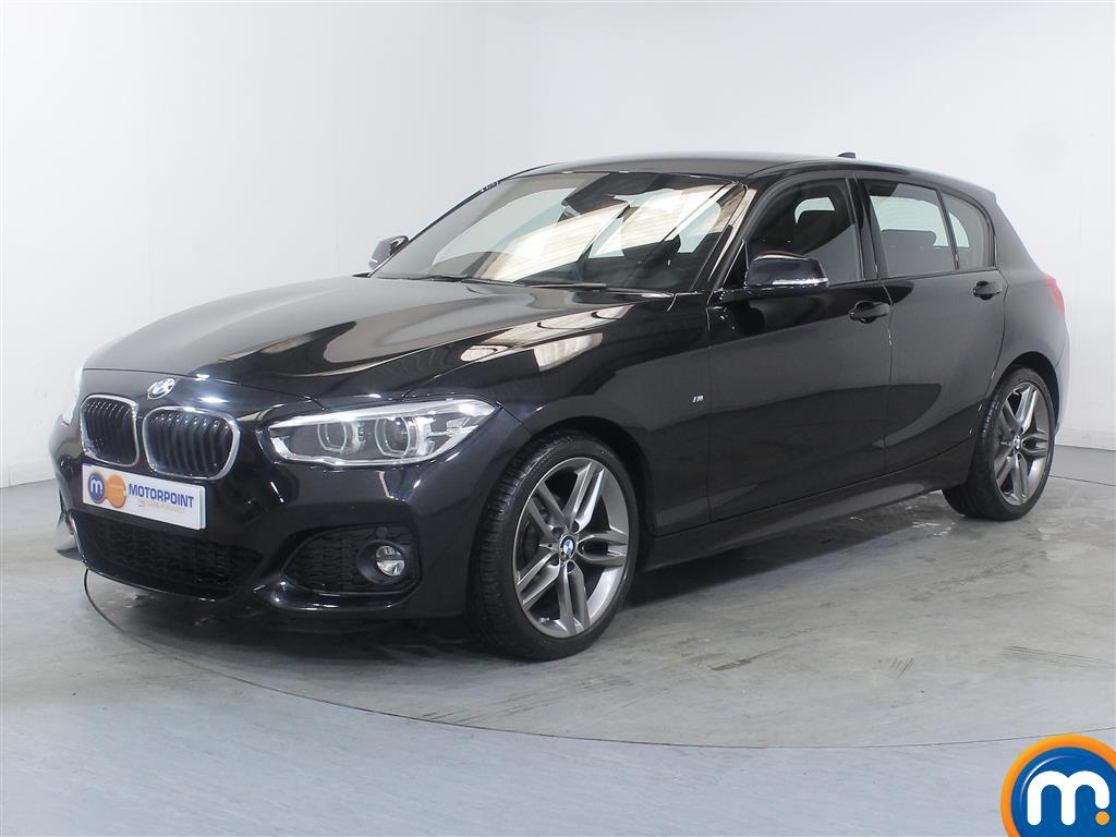 BMW 1 Series M Sport - Stock Number (1002648) - Passenger side front corner