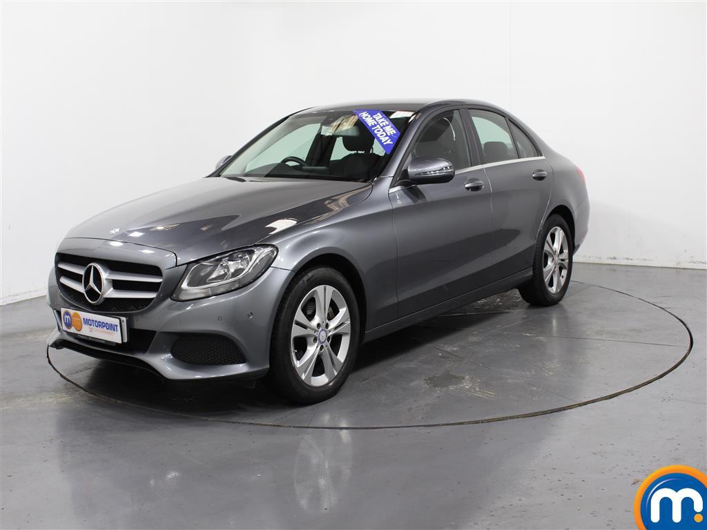 Mercedes-Benz C Class SE Executive Edition - Stock Number (1000576) - Passenger side front corner