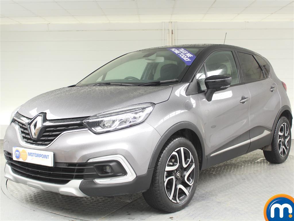 Renault Captur Dynamique S Nav - Stock Number (996320) - Passenger side front corner