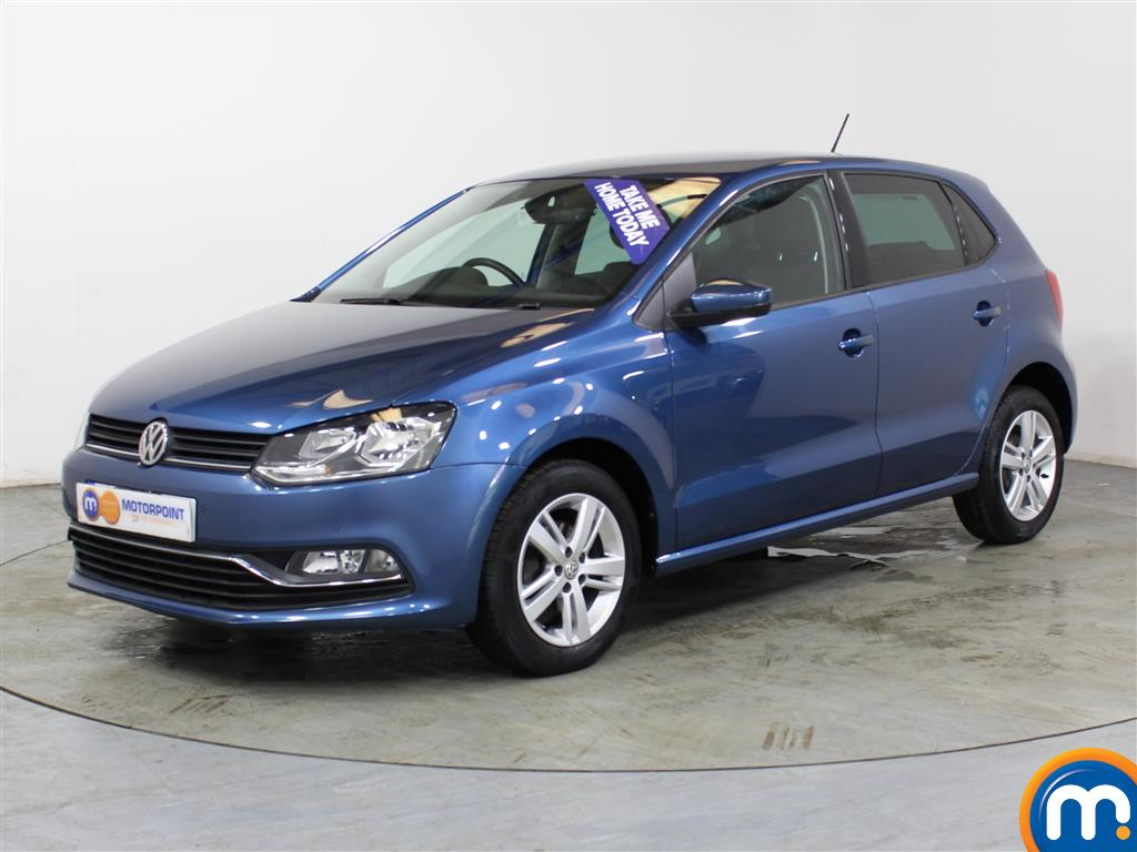 Volkswagen Polo Match Edition - Stock Number (1001125) - Passenger side front corner