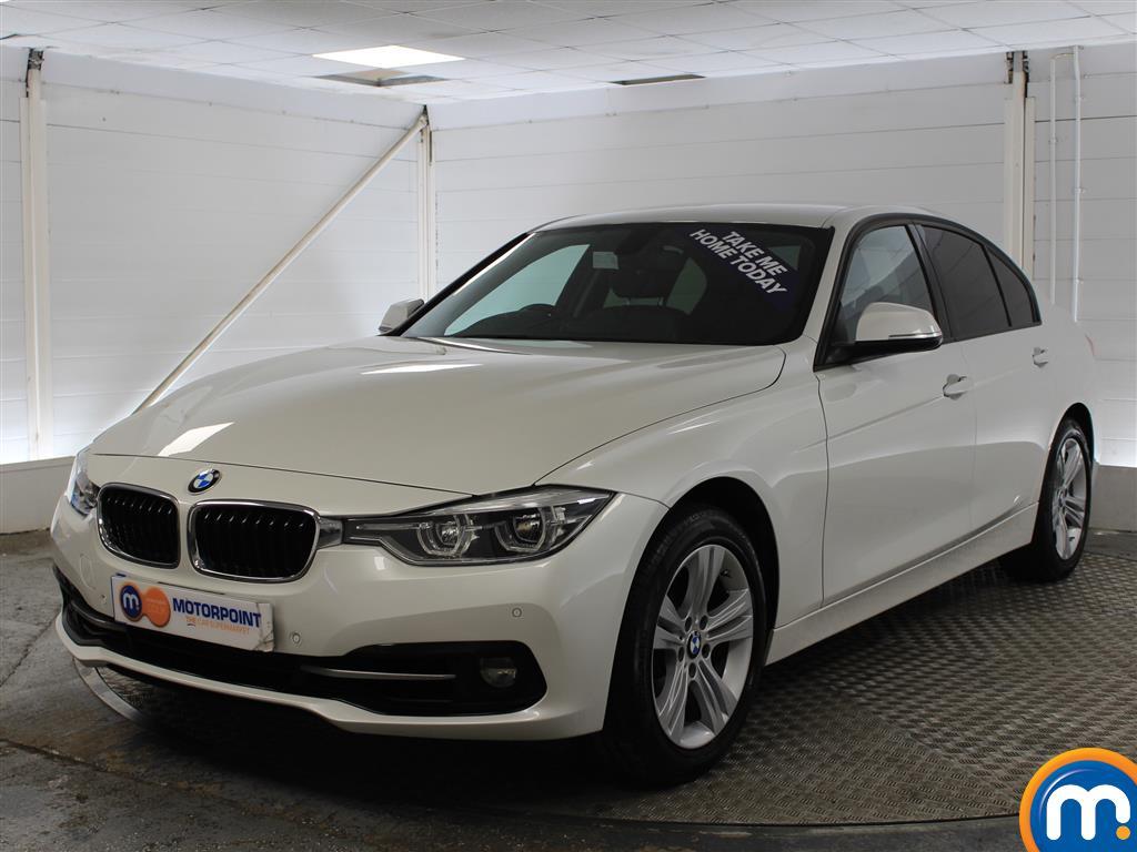 BMW 3 Series Sport - Stock Number (998794) - Passenger side front corner