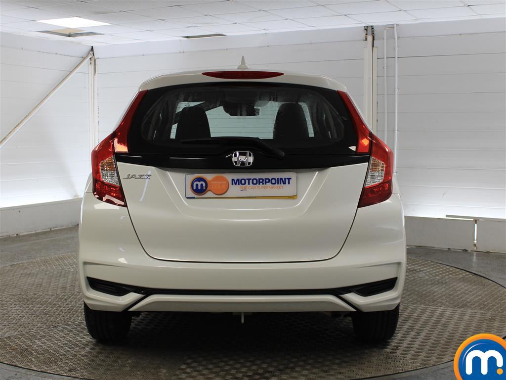 Honda Jazz S Manual Petrol Hatchback - Stock Number (1005437) - Rear bumper