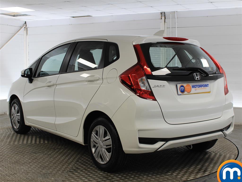 Honda Jazz S Manual Petrol Hatchback - Stock Number (1005437) - Passenger side rear corner