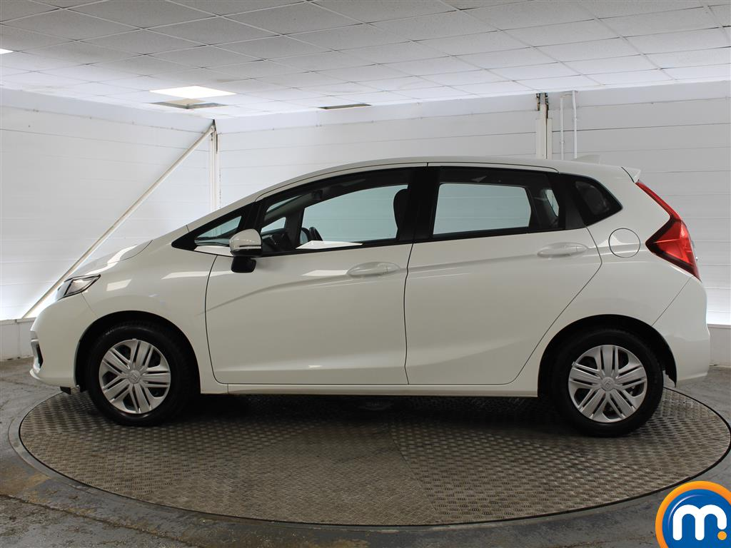 Honda Jazz S Manual Petrol Hatchback - Stock Number (1005437) - Passenger side