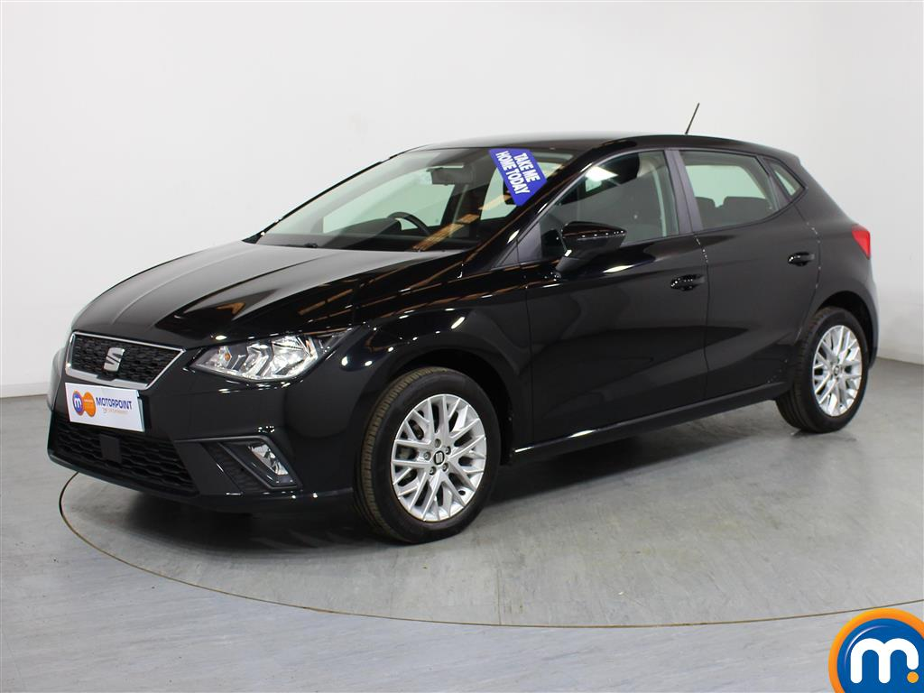 Seat Ibiza SE Technology - Stock Number (1004334) - Passenger side front corner