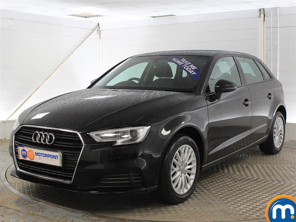 Audi A3 SE Technik - Stock Number (1002482) - Passenger side front corner