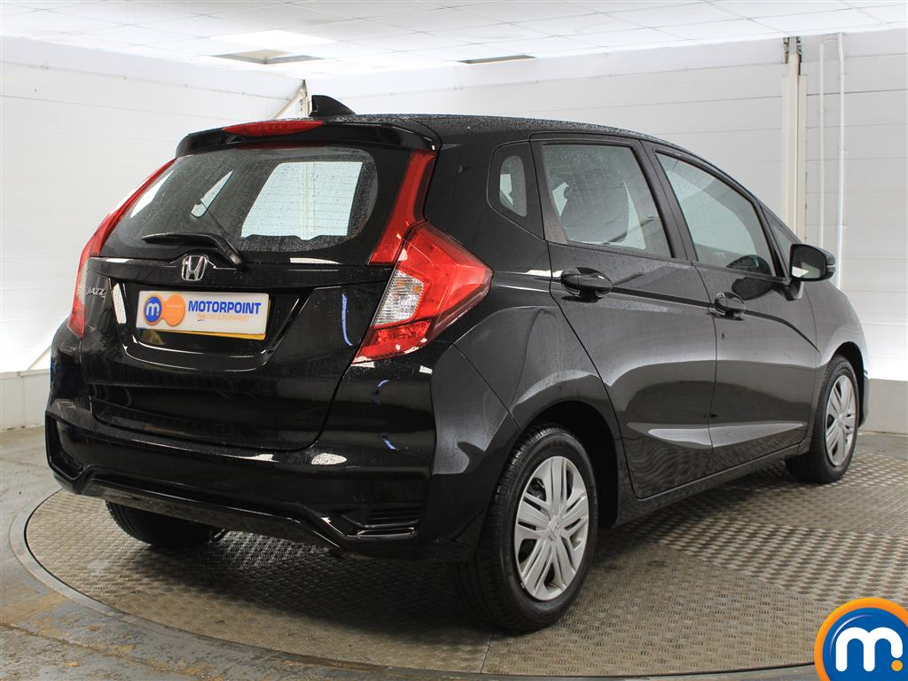 Honda Jazz S Manual Petrol Hatchback - Stock Number (1004152) - Drivers side rear corner