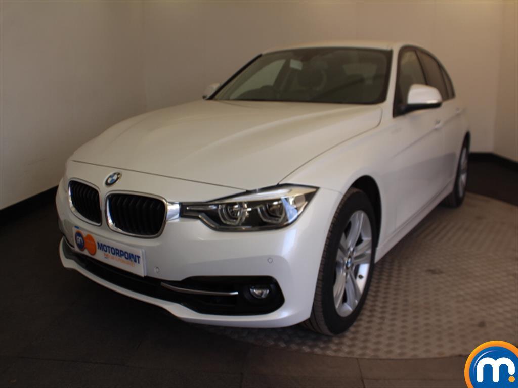 BMW 3 Series Sport - Stock Number (998799) - Passenger side front corner